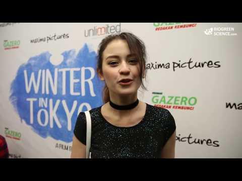 Winter in Tokyo Gala Premier