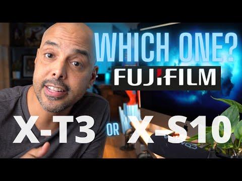 The Fujifilm XS10