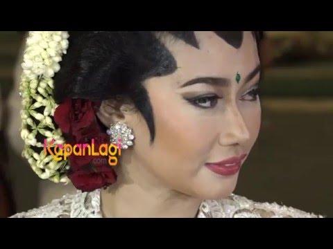 Ratu Felisha Resmi Menjadi Nyonya Ari Pujianto