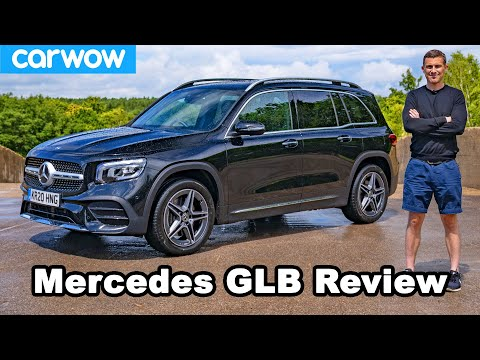 Mercedes GLB 2021 review – it's a half-price GLS!