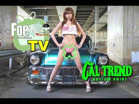 LOWRIDER JAPAN AND GIRLS ~Foe Life Magazine TV #12~