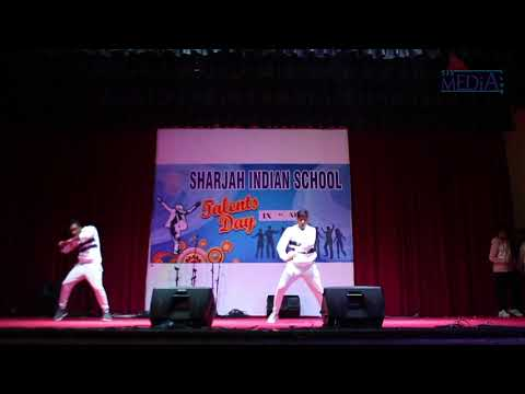 Sharjah Indian School Talent's Day 2K17 by  SJS