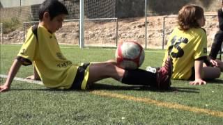 Espartanos Campeones de Liga 2012/2013 (Benjamín A)