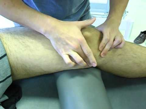 Cyriax FTP - Tendinitis del Ligamento Lateral Interno - YouTube