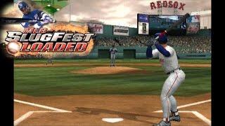 MLB SlugFest: Loaded ... (PS2)