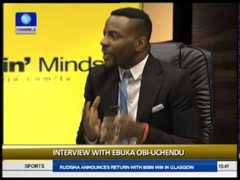 Rubbin' Minds: Toolz Evicts Ebuka From Live TV In Birthday Surprise. PT1