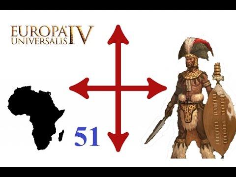 Victoria total en España| EU4 | Campaña con el Congo | #51