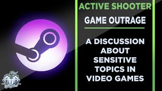 Active Shooter Game Draws Outrage Towards Valve