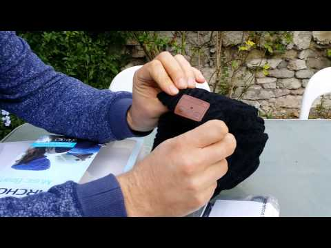 Archos Music Beany Unboxing