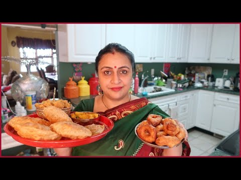 Prepared Bhog Thali For Special Celebration   Festival Day In My Life   Simple Living Wise Thinking
