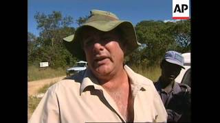 ZIMBABWE: TAKEOVER OF WHITE OWNED FARMS LATEST
