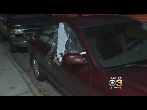 Several Cars In East Falls Vandalized