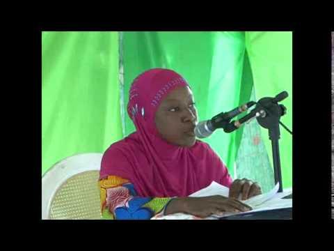 Jeunesse en Action 2014: Etats unis du plateau Vs jeunesse Musulmans d'Abobo
