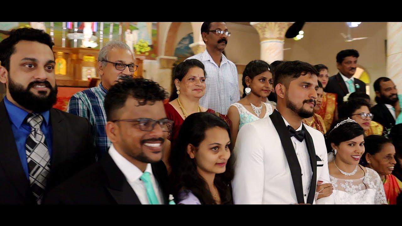 ROYSON DIANA WEDDING HIGHLIGHTS  2021 CHRISTIAN WEDDINGS