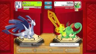 Repeat youtube video Dragon city - Lugia malvado