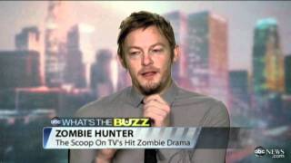 AbcNews Norman Reedus Is 'The Walking Dead's' Lone Wolf
