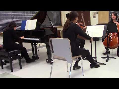 Orpheus Chamber Orchestra - Renée Jolles Masterclass at Glenn Korff School of Music. Oct 12, 2017
