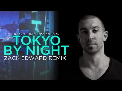 Tokyo By Night (Zack Edward Remix) [LYRIC VIDEO]