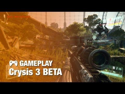Crysis 3 | Gameplay Beta Multijugador | ENG
