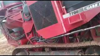 case a7700 engine scania