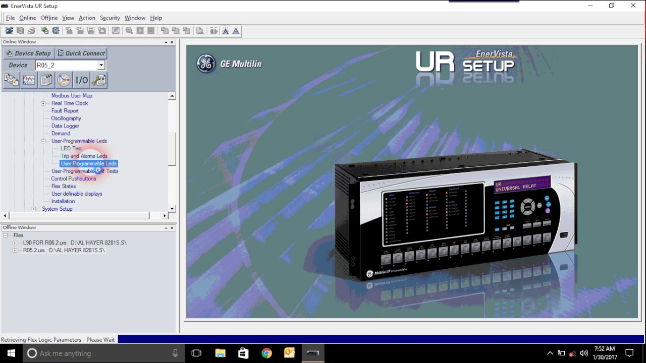 ge l90 part1 youtube rh youtube com ge multilin t60 relay manual ge multilin t60 relay manual