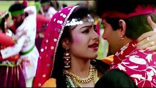 Bansuriya Ab Yeh Hi Pukare ((( Jhankar ))) HD, Balma | Asha Bhosle, Kumar Sanu | Ayesha Jhulka