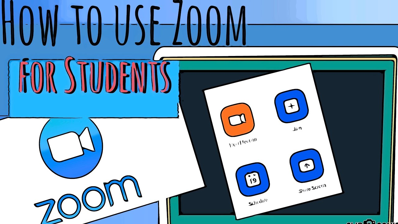 For Students - How to use Zoom