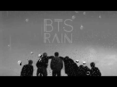 BTS (방탄소년단) - Rain Empty Arena Audio