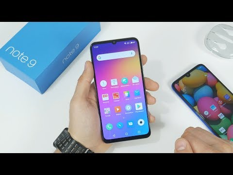 Распаковка Meizu Note 9 Global Version! Прощай Redmi Note 7?