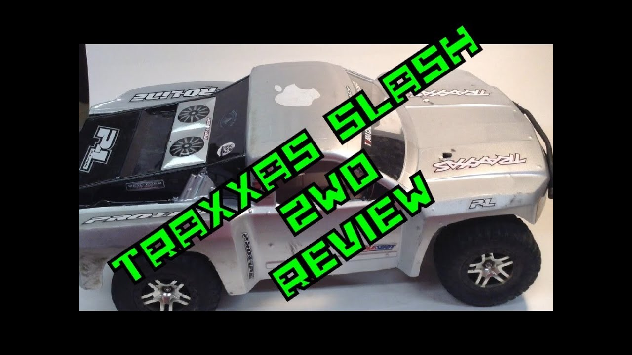 traxxas slash vxl 2wd review