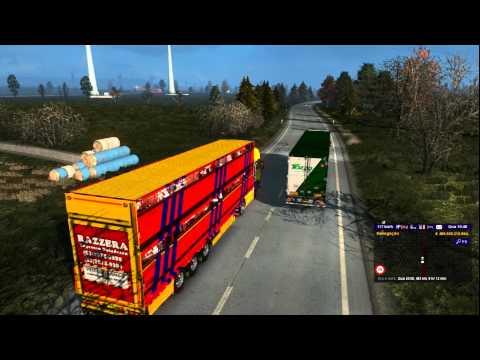 Euro truck simulator 2 full save game download