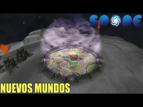 Spore - NUEVOS MUNDOS - SPORE GAMEPLAY ESPAÑOL #11 thumbnail