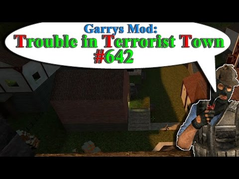 Lets Play Garrys Mod - Trouble in Terrorist Town #642 - Die neue Kakariko Map!