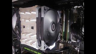 High-end Air Cooler upgrade Le…