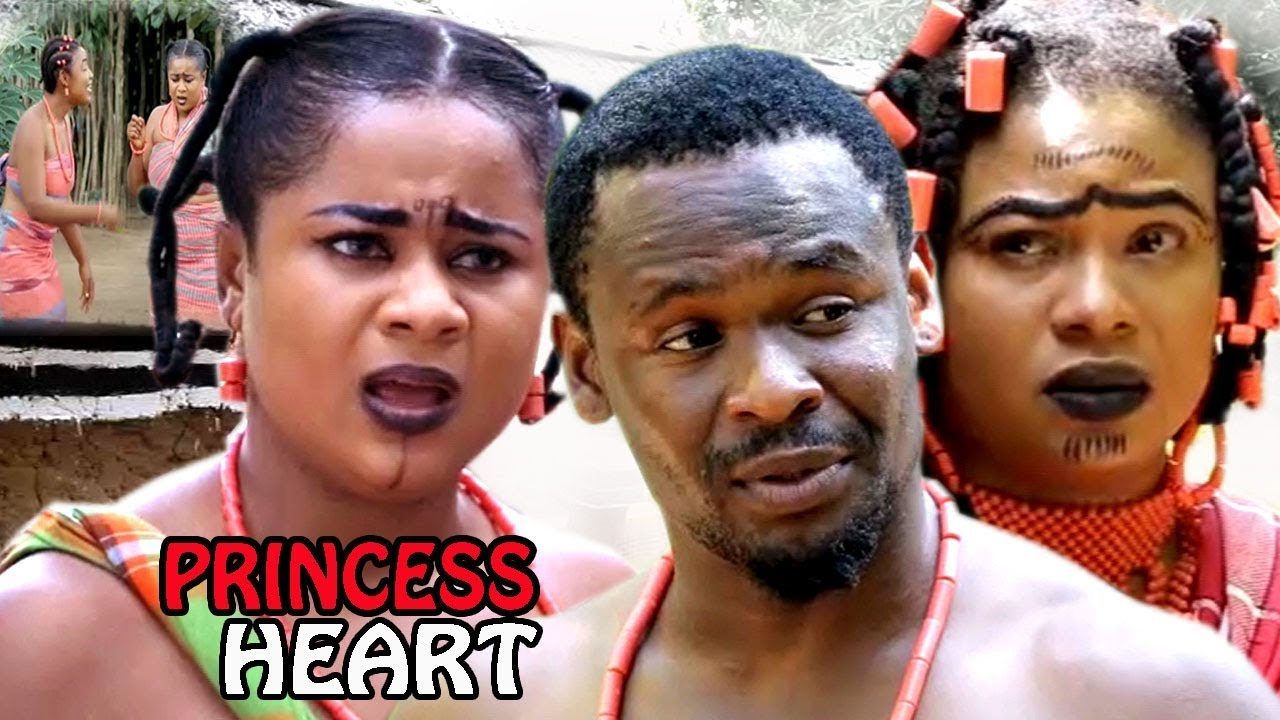 Download Princess heart Season 3  - 2017 Latest Nigerian Nollywood Movie
