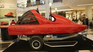 The Wokart Water Go Kart