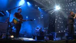 Elbow - Mirrorball - live at Eden Sessions 2014