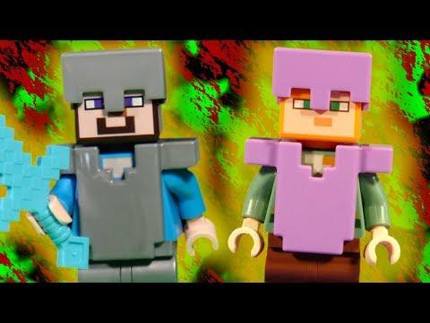 LEGO MINECRAFT - MEGA AWESOME COMPILATION