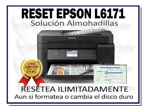 Full Download] Epson Reset L6161 L6171 L6190 L6191 Adjustment Program
