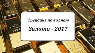 Рынок Форекс. Прогноз золота на 2017г.  Gold   2017