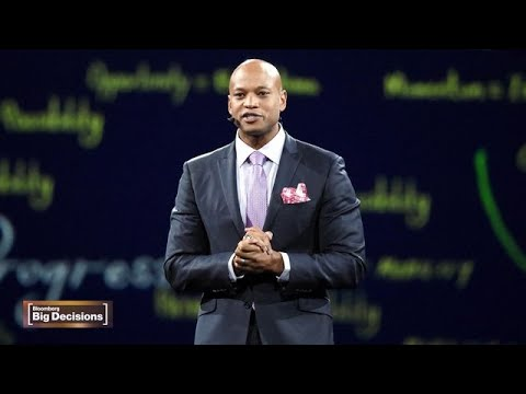 Bloomberg Big Decisions: Robin Hood CEO Wes Moore