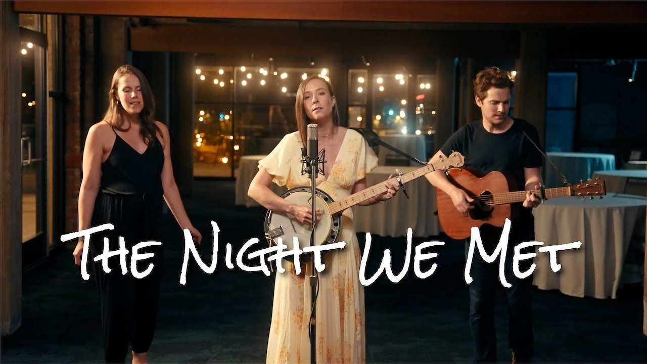 The Night We Met - Lord Huron (Hope Morgan, Colin & Caroline)