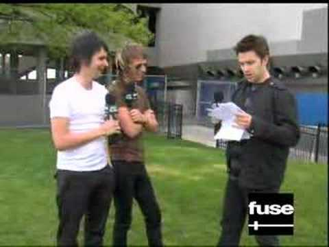 Muse answers fan questions on Steven's Untitled Rock Show