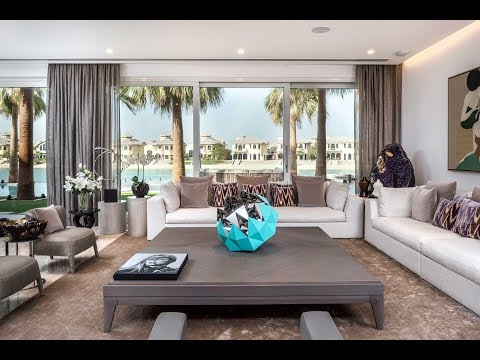 Signature Villa, Palm Jumeirah, Dubai, United Arab Emirates