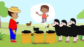 Baa Baa Black Sheep   Nursery Rhymes I Songs For Kids I Children Songs I Baby Songs