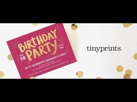 40 off 50 off tiny prints coupon code april 10 free cards 2018