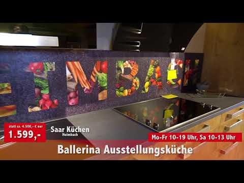 20180417 Saar Küchen Austellungsküche Ballerina Christoph Saar Sven Herzog