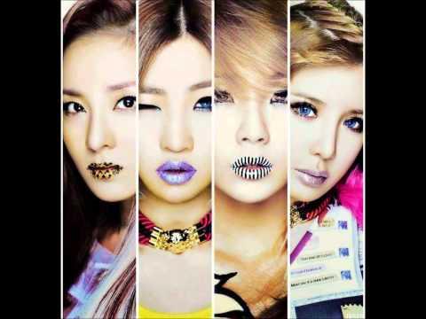 2NE1- Be Mine MV with rap verse