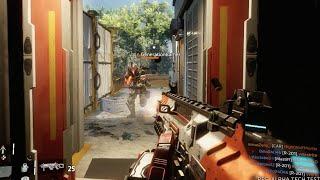 Titanfall 2 ALPHA:  33 Killstreak - Pilots vs Pilots | PS4 1080p 60fps
