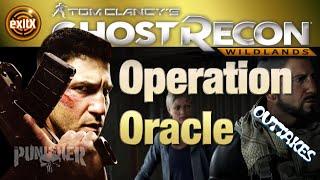 Ghost Recon Wildlands NEWS   Operation Oracle   Leider kein PUNISHER!   Jon Bernthal   Outtakes